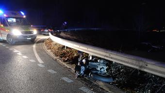 Unfall in Muttenz (9. Februar 2019)