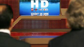 Das Schweizer Fernsehen ist seit dem 29. Februar schärfer (Archiv)