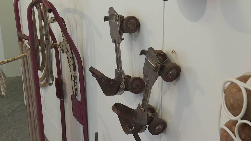 Ausstellung: Spielzeug aus dem 20. Jahrhundert in Appenzell