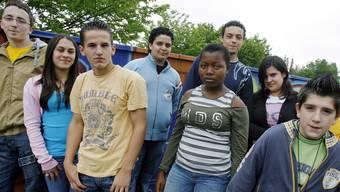Die erleichterte Einbürgerung ausländischer Jugendlicher steht auf dem Spiel. WALTER BIERI/KEY
