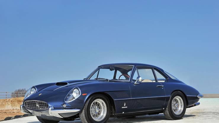 Eine der schönsten Kreationen von Pininfarina.