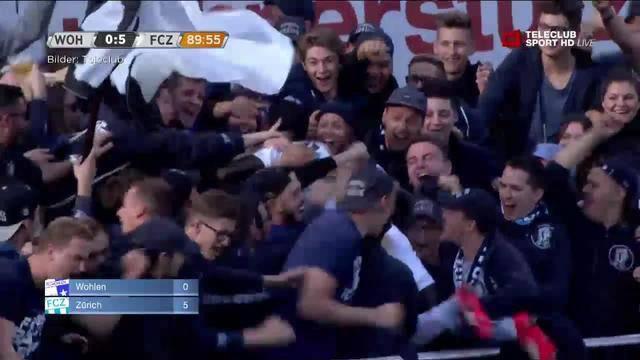 GC/Luzern — YB/St.Gallen — Basel/FC Thun — Wohlen/FCZ