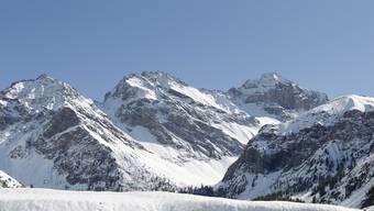 Bei Davos hat die Erde gebebt