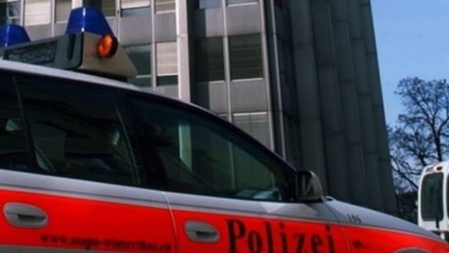 Polizeiauto in Winterthur (Symbolbild)