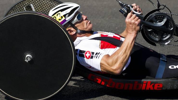 Der fünffache Weltmeister Jean-Marc Berset wird in Nottwil am Start sein.