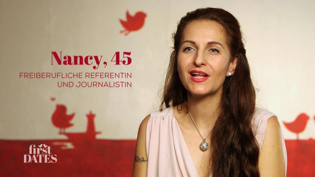 Nancy Holten sucht schon wieder nach der Liebe im TV