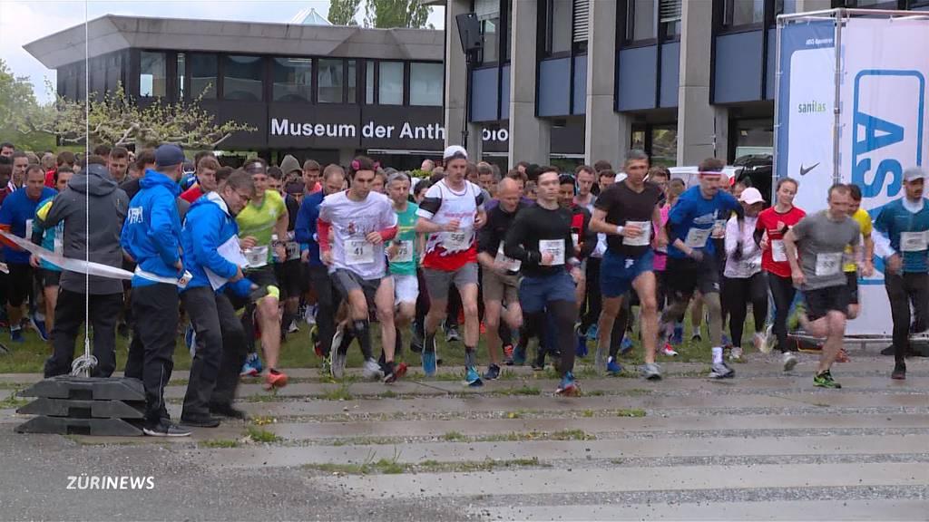 14'000 Studenten laufen an SOLA-Stafette