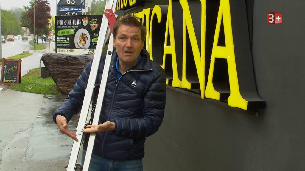 Bumann, der Restauranttester | Nuova Rusticana (ZH)