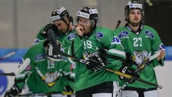 Eishockey, Schweizer Cup, Achtelfinal,  EHC Olten - SCL Tigers (20. Oktober 2019)