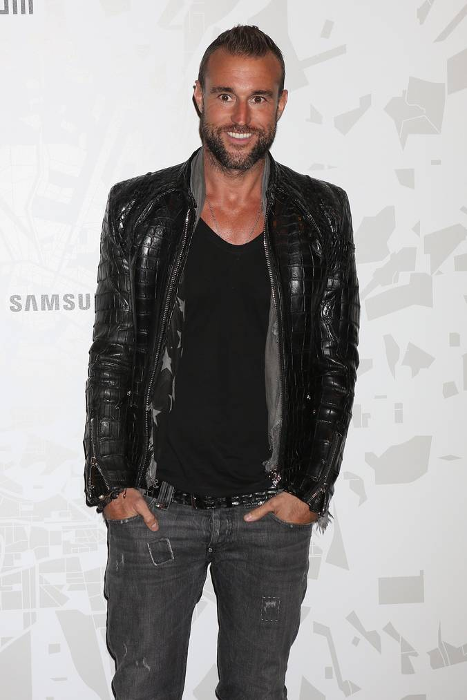 Philipp Plein. (Photo by Vincenzo Lombardo/Getty Images)