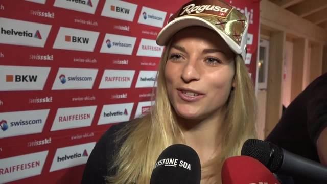 Daumen drücken für Lara Gut im WM-Super-G