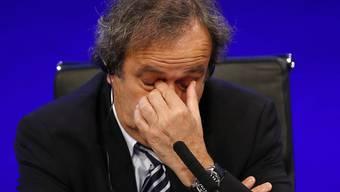 Ist nicht unter den Kandidaten: Michel Platini.