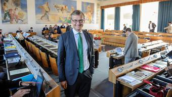Der Aescher Klaus Kirchmayr ist Fraktionschef der Grünen/EVP im Baselbieter Landrat.