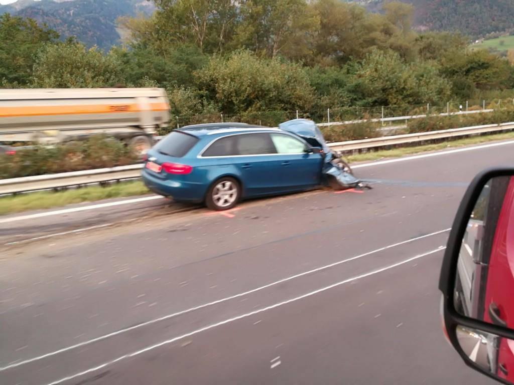 Unfälle bei Landquart