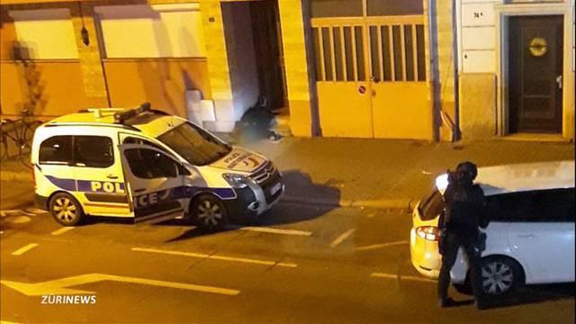 Strassburg-Attentäter von Polizei erschossen