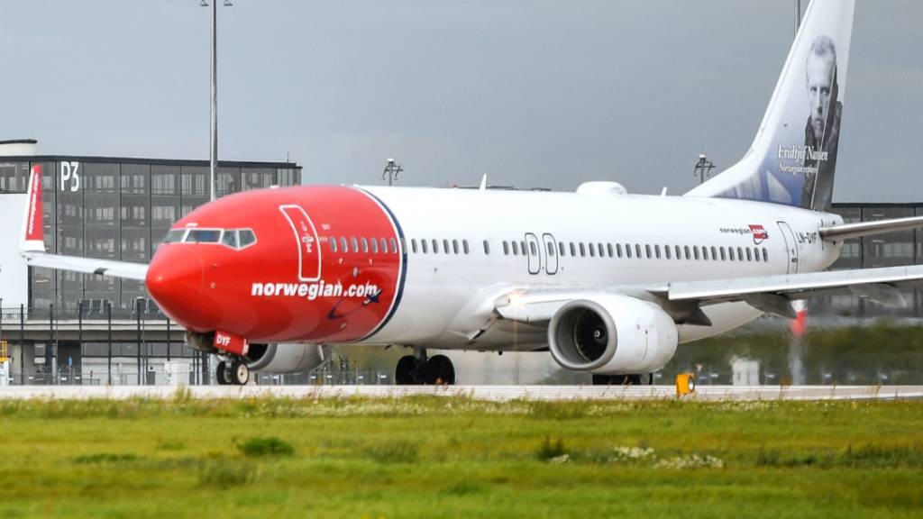 Regierung stellt Airline Norwegian weitere Finanzhilfe in Aussicht