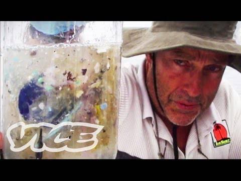 Ein Reporter segelte 2008 mit einem Forschungsteam zum Müll im Nordpazifikwirbel.