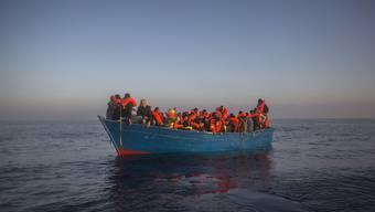 In Asylzentren in Nordafrika sollen die Geflohenen Beratung erhalten. (Archivbild)