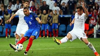 Frankreich - Albanien