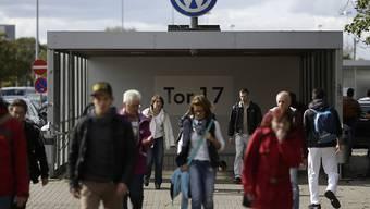 VW hat mit den Abgastests gegen das Europarecht verstossen. (Archivbild)