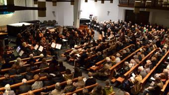 Winterkonzert des Stadtorchesters Schlieren in Oberengstringen