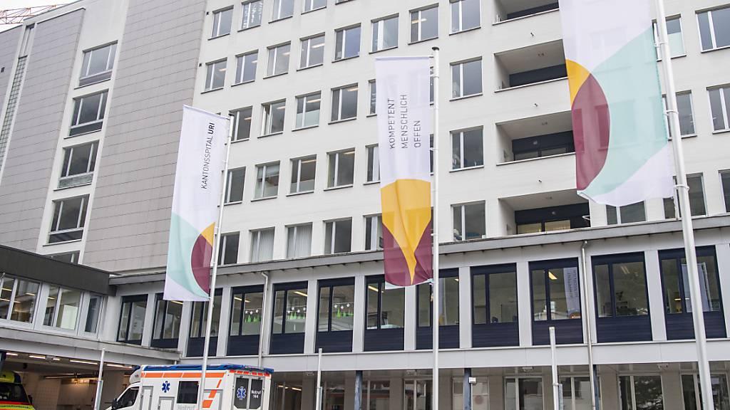Kantonsspital Uri mit knapp einer Million Franken im Minus