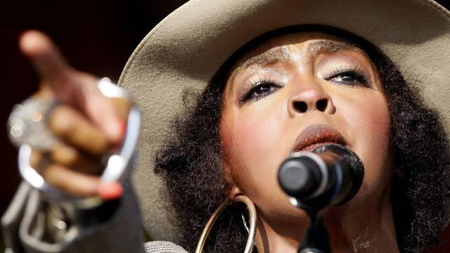 Lauryn Hill ist nun sechsfache Mutter (Archiv)