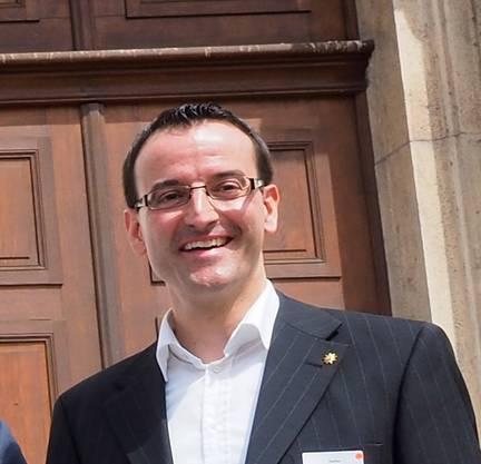 Stefan Ulrich, Geschäftsführer Olten Tourismus