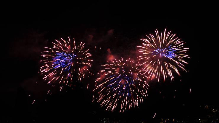 Der «Big Bang», das Feuerwerk in der Bieler Seebucht, wurde Corona-bedingt abgesagt.