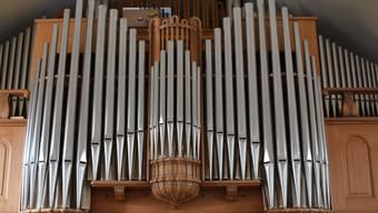 Ab diesem Jahr haut Andrzej Turek hier in die Tasten: Alte reformierte Kirche in Urdorf. (Archivbild)
