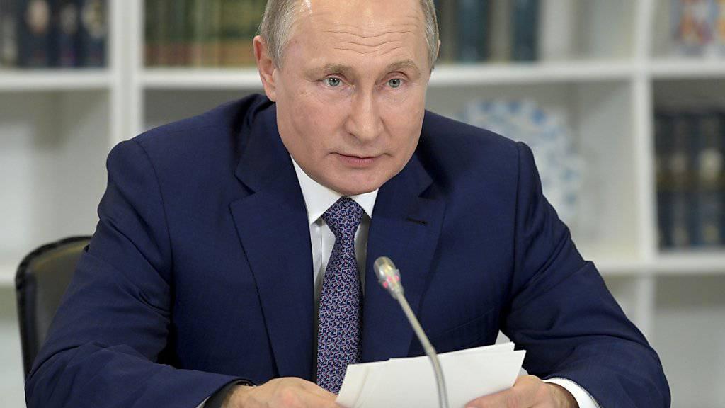Wladimir Putins unbequemes Jubiläum