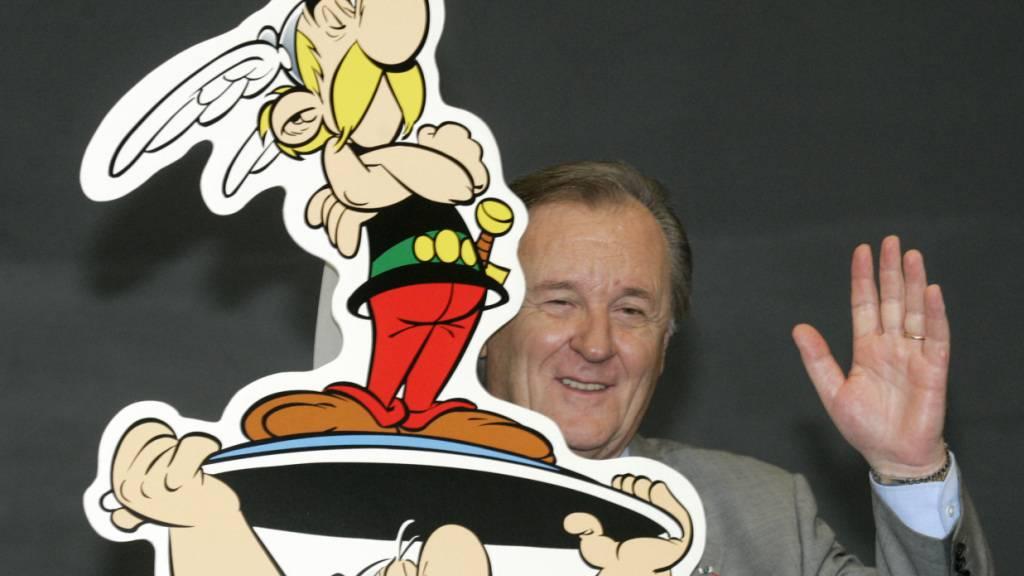 Asterix und Obelix reisen erstmals nach Russland