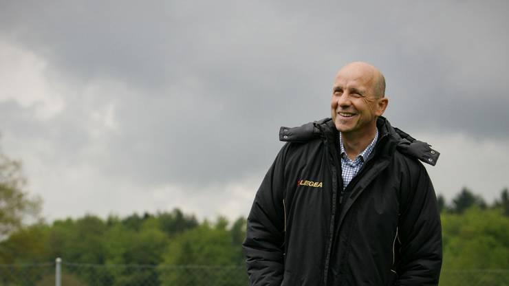 Fredy Strasser, Spielerberater, 1989 Sportchef FC Wettingen.