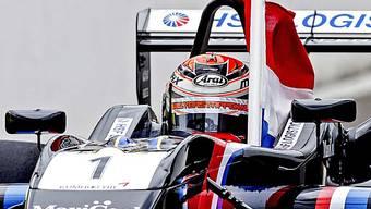 Max Verstappen bald der jüngste Formel-1-Pilot