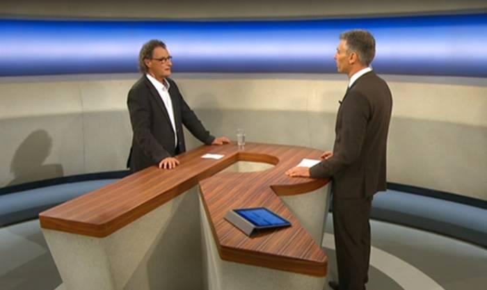 Geri Müller behält sich Klagen gegen Medien wegen Persönlichkeitsverletzung vor, wie er Sandro Brotz sagt.
