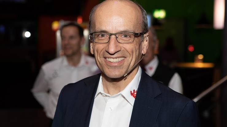 Seit 17 Jahren Ok-Präsident: Stefan Ruf.