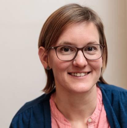 Monika Jenni setzt sich beim WWF für die Umwelt ein.