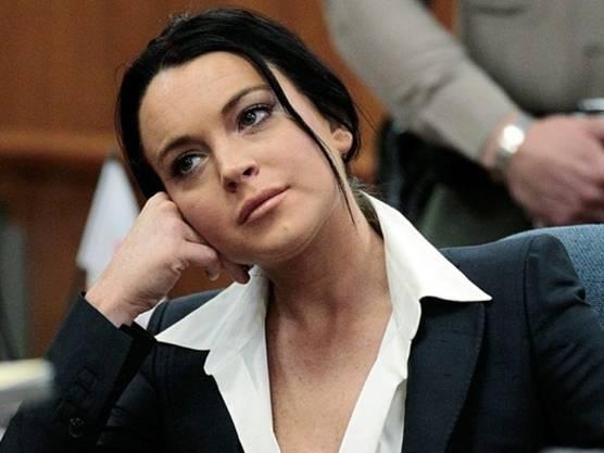 Lindsay Lohan vor Gericht (Archiv)