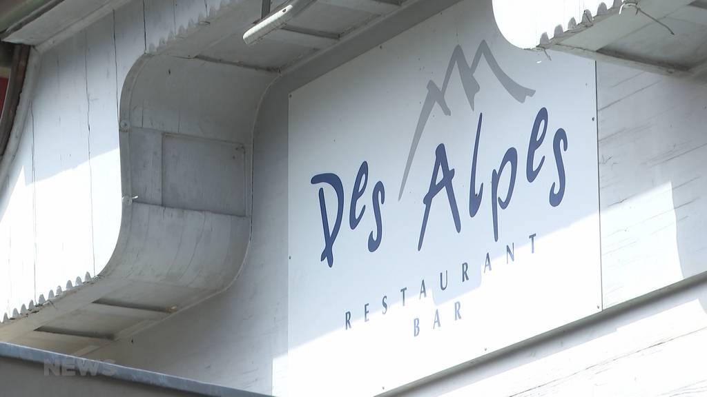 Knatsch Restaurant «Des Alpes»: Gemeinde und Erbgemeinschaft streiten um mehrere Hunderttausend Franken