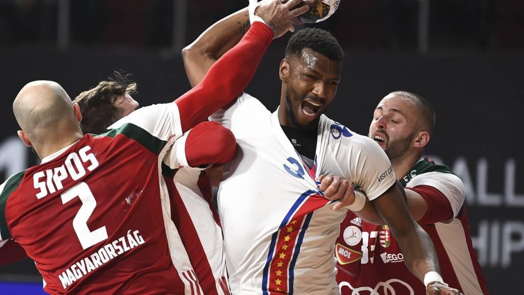 Turnierneuling Kap Verde muss sich nach nur einem Spiel und der Niederlage gegen Ungarn von der WM zurückziehen