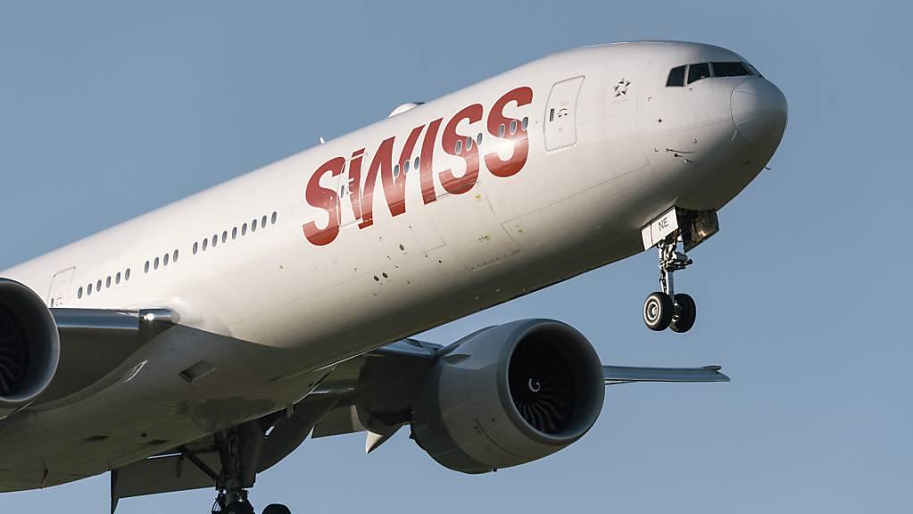 Die Schweizer Reisebranche freut sich über die geplante Öffnung der US-Grenzen für vollständig geimpfte Europäer nach eineinhalb Jahren Coronaschliessung. Bei der Swiss und den Reiseveranstaltern kommen bereits erste Buchungen herein. (Archivbild)