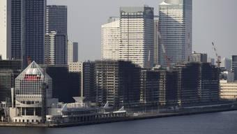 Im olympischen Dorf in Tokio herrschen enge Platzverhältnisse und drohen lange Fahrten in überfüllten Fahrstühlen.