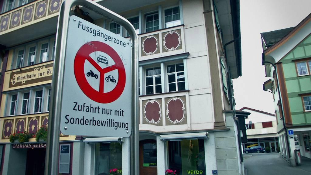 Gegen-Verkehr