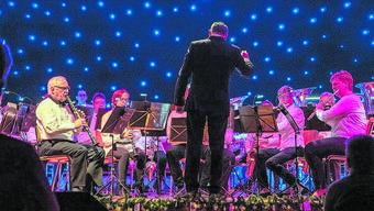 Die Musikgesellschaft Niederweningen begeisterte im vergangenen Jahr das Publikum.