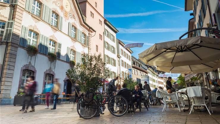 Belebung der Altstadt als Ziel: 150 000 Franken pro Jahr beträgt das Budget für das Rheinfelder City-Management.