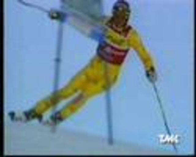 Sah alles noch ein wenig anders aus, vor zwanzig Jahren, als Mike von Grünigen einen perfekten Lauf in Adelboden hinlegte und das Rennen gewann.