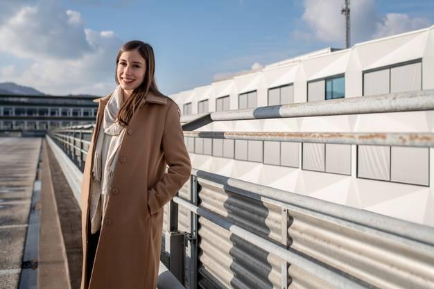 Andrea Zeder hat ihre Masterarbeit an der Uni Luzern zum Thema Impfpflicht beim Pflegepersonal geschrieben.