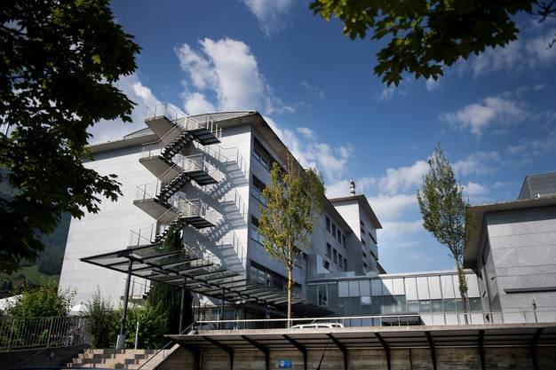 Das Kantonsspital Nidwalden in Stans sucht die Nähe Luzerns.