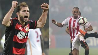 Mehmedi und Kasami sorgen in der Champions League für Aufsehen.