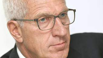 """""""Die anhaltende Unsicherheit und die medialen Begleiterscheinungen haben mich bewogen, per sofort zurückzutreten"""", sagt Pierin Vincenz zu seinem Rücktritt bei Helvetia. (Archiv)"""